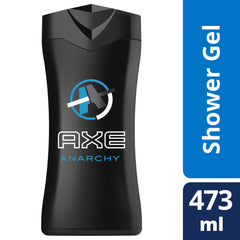 Axe Anarchy Shower Gel 473Ml  - Urbery
