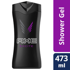 Axe Excite Shower Gel 473Ml  - Urbery