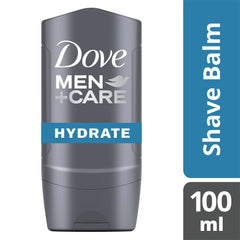Dove Men +Care Hydrate+ Post Shave Balm 100Ml  - Urbery