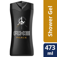 Axe Peace Shower Gel 473Ml  - Urbery