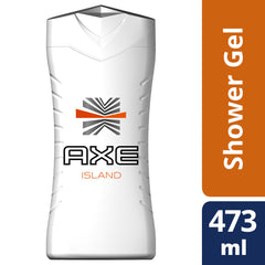 Axe White Label Island Body Wash 473Ml  - Urbery