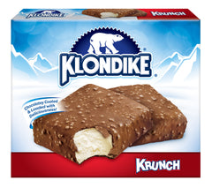 Klondike Crunch Candy Bars 4X125Ml  - Urbery