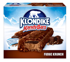 Klondike Fudge Krunch Frozen Candy Bars 4X100Ml  - Urbery