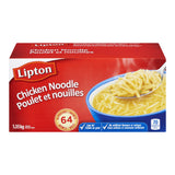 Knorr Lipton  Chicken Noodle Soup Mix 64 serves-1.35Kg
