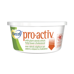 Becel Pro-Activ Calorie-Reduced W/Plant Sterols Margarine 0.5Lb  - Urbery