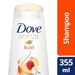 Dove Nutritive Solutions Burst Shampoo 355Ml  - Urbery