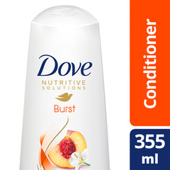 Dove Nutritive Solutions Burst Conditioner 355Ml  - Urbery