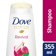 Dove Nutritive Solutions Revival Shampoo 355Ml  - Urbery