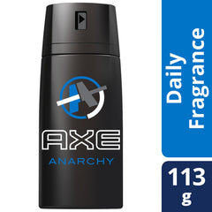 Axe Anarchy For Him Daily Fragrance 113G  - Urbery