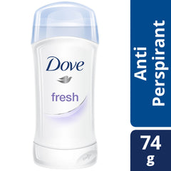Dove Fresh Anti-Perspirant Solid 74G  - Urbery