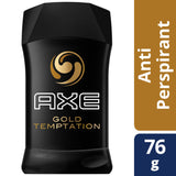 Axe Gold Temptation Anti-Perspirant Stick 76G