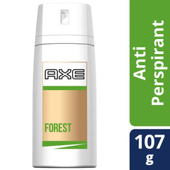 Axe Signature Forest Dry Spray Antiperspirant 107G  - Urbery