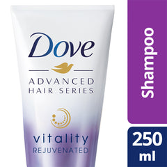Dove Advanced Hair Series Vitality Rejuvenated Shampoo 250Ml  - Urbery