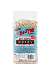 Bob's Red Mill Quick Rolled Oats (453g)  - Urbery