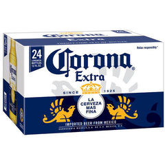 Corona Extra Lager (24x330 mL bottle)  - Urbery   - 1