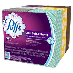 Puffs Ultra Soft & Strong(56 ea)  - Urbery