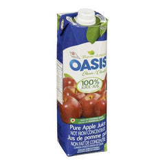 Oasis Classic 100% Pure Apple Juice (960ml)