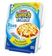 Schneider Lunchmate Pizza 2 Cheese (132g)