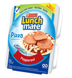 Schneider Lunchmate Pizza Pepperoni (132g)