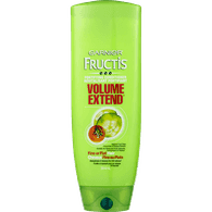 Garnier Fructis Conditioner Volume Extended Fine or Flat Hair (384ML)