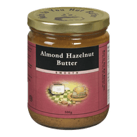 Nuts To You Spread Almond Hazelnut Butter (500g)