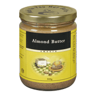 Nuts To You Spread Almond Butter Smooth (500g)