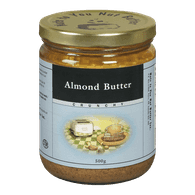 Nuts To You Spread Almond Butter Crunchy (365g)  - Urbery