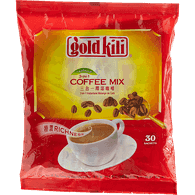 Gold Kili Instant Coffee Mix (30x18g)  - Urbery