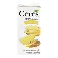 Ceres Pineapple Juice (1L)  - Urbery