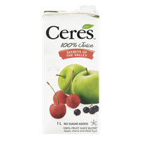 Ceres Secret Of The Valley Juice (1L)  - Urbery