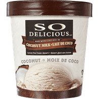 So Delicious Frozen Dessert Coconut Milk Coconut (500ml)