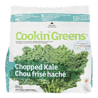 Cookin Greens Chopped Kale (500g)  - Urbery