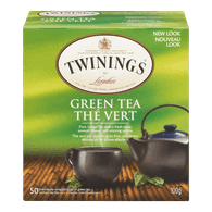 Twinings Green Tea (50ea)  - Urbery