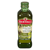 Bertolli Extra Virgin Olive Oil (500mL)  - Urbery