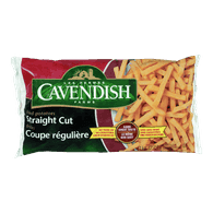 Cavendish Green Bag Fried Potatoes, Straight Cut (1kg)  - Urbery