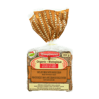 Dimpflmeier Bread Rye with Whole Grain (454g)