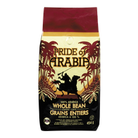 Pride Of Arabia Pride of Arabia Whole Bean Coffee (454g)  - Urbery