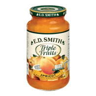 E.D. Smith Triple Fruits Apricot Peach & Passion Fruit(500mL)  - Urbery