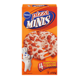 Pillsbury Pizza Minis Pepperoni & Bacon ( 4 per pack - 370 g)