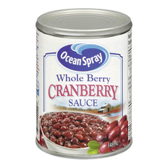 Ocean Spray Cranberry Sauce Whole Berry (348mL)  - Urbery