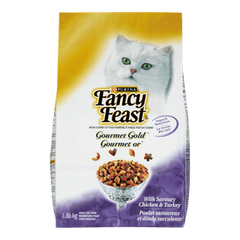Purina Fancy Feast Gourmet Gold (1.36 kg)