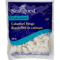SeaQuest Calamari Rings (340g)