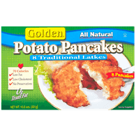 Golden Potato Pancakes (301g)  - Urbery
