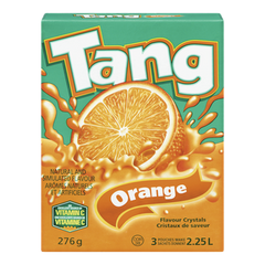 Tang Orange powder drink mix (276g)  - Urbery