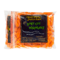 Mini Carrots Pack (2lbs)