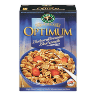 Nature's Path Optimum Power Blueberry Cinnamon Flax Cereal (1kg)  - Urbery