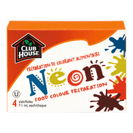 Club House Food Colour, Neon (28mL)  - Urbery