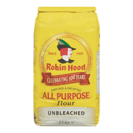 Robin Hood All Purpose Flour, Unbleached (2.5kg)  - Urbery