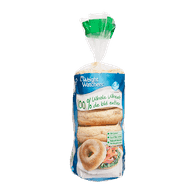 Weight Watchers  Bagels, 100% Whole Wheat (6x60g)  - Urbery