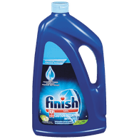 Finish Dishwashing Detergent Gel, Green Apple (2L)  - Urbery